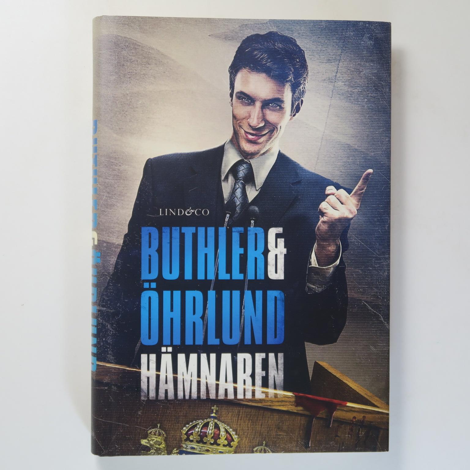 e07c39a9f39 Hämnaren av Buthler och Öhrlund - Secondhand.se
