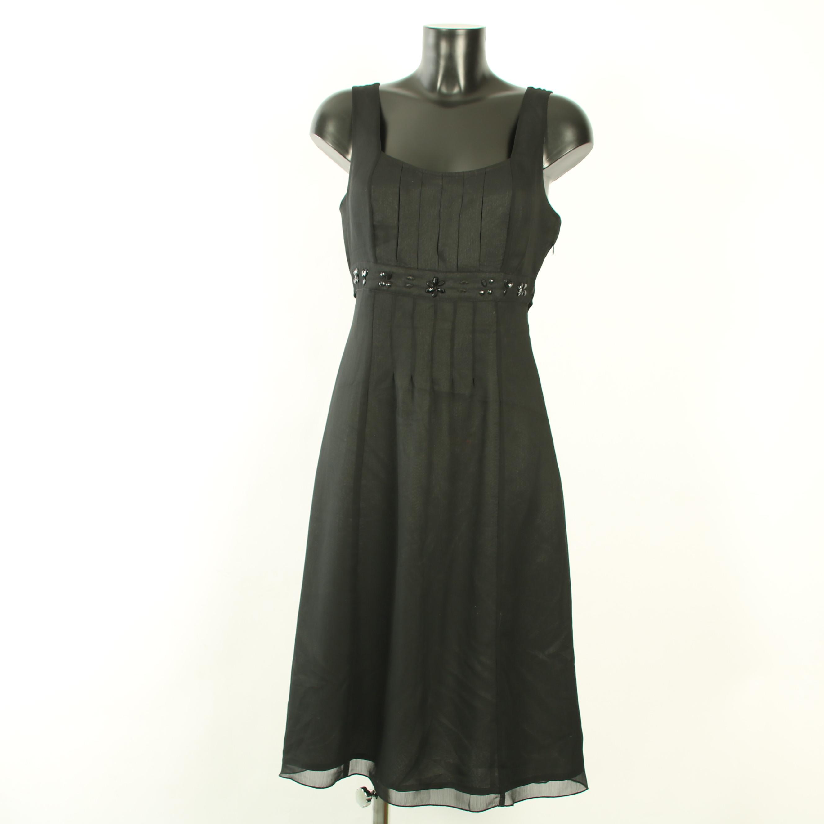 fa1f1747dda7 Mexx svart klänning 40 - Secondhand.se