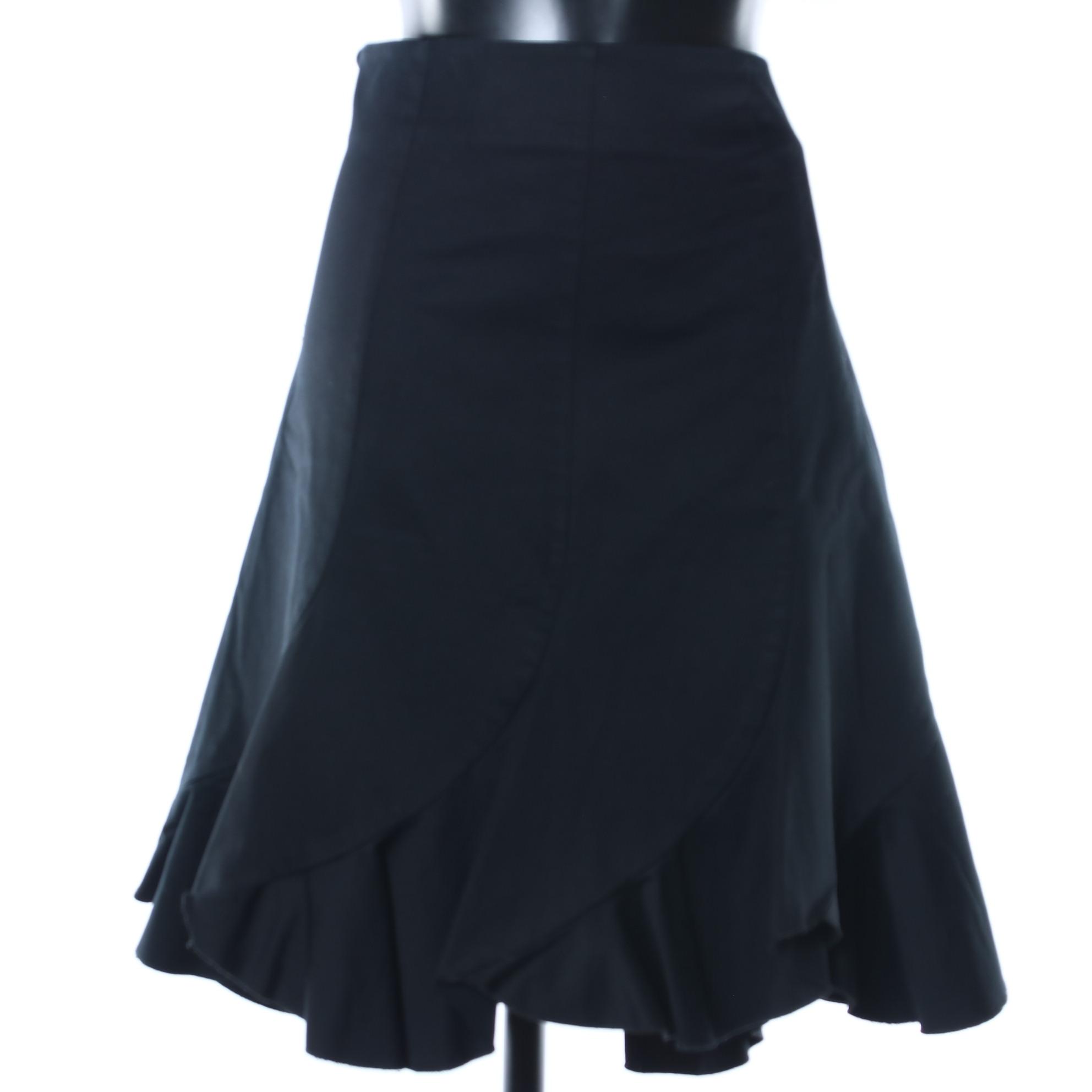 2252d1efef1a Soaked in luxery svart kjol L - Secondhand.se
