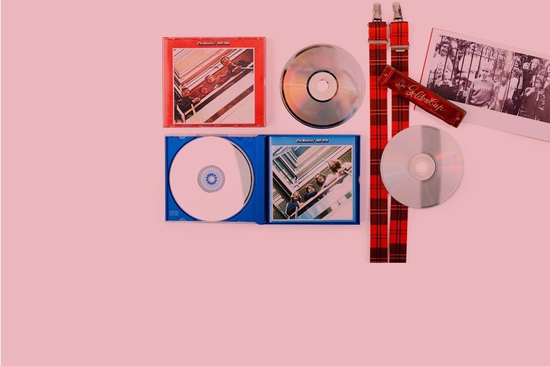 slänga cd skivor